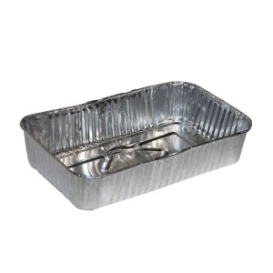 replacement of BBQ foil liner