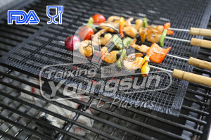 barbecue mat
