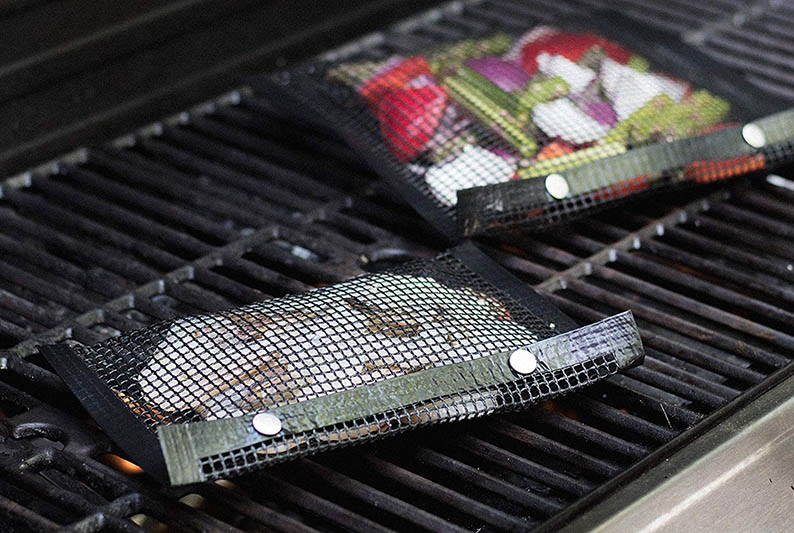 Mesh Grill Bag Cook S Aid